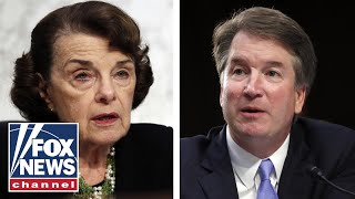 Feinstein refers Kavanaugh misconduct allegation to FBI