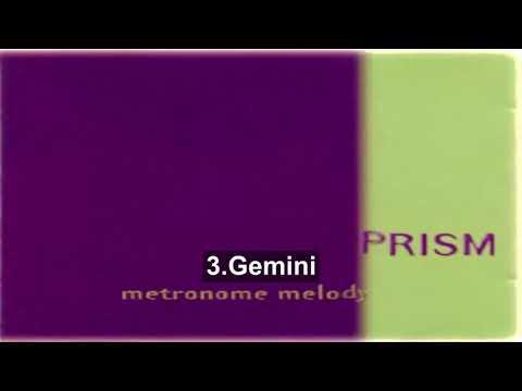 Susumu Yokota Aka Prism - Metronome Melody Full Album (1995)