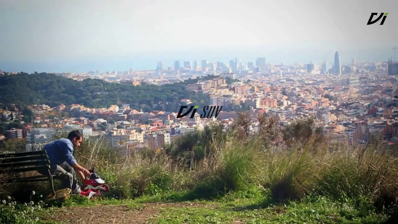 Powerslide Vi SUV Skates - Barcelona Offroad inline skating