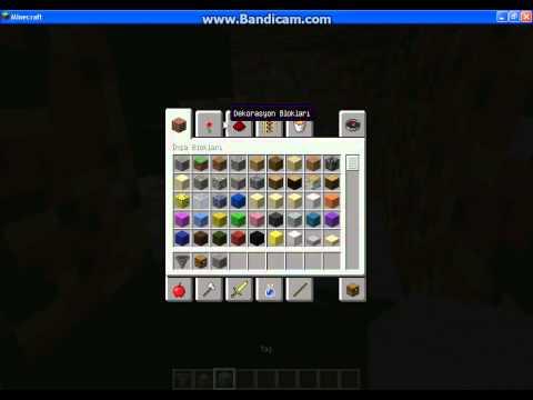 Minecraft Rehberi # Elmas Hırsızı