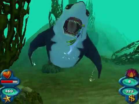 best shark games for pc
