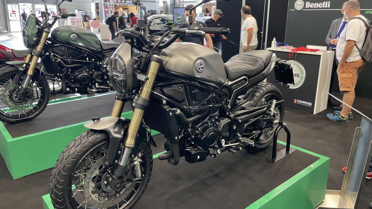 10 New Benelli Motorcycles of 2021 All New Models of the Year