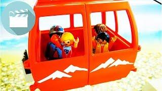 Playmobil Film Unfall deutsch | Seilbahnunglück in Playmobil City | Playmobil Marvin und Jonas