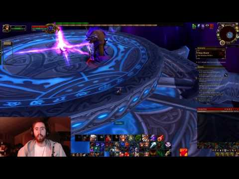 How to Beat Archmage Xylem (Closing the Eye) Artifact Challenge (Arms Warrior PoV)