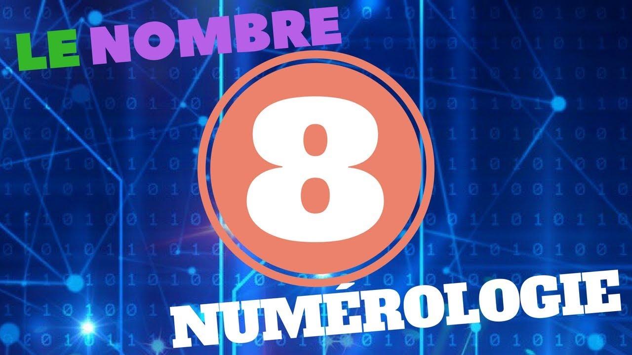 #8 LE 8 ET SES SYMBOLES [#NUMÉROLOGIE]