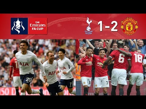 SPURS 1-2 MAN UTD - TOTTENHAM BOTTLED IT AGAIN?!