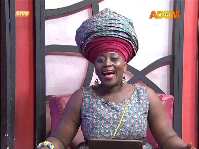 Odo Ahomaso on Adom TV (28-7-18)
