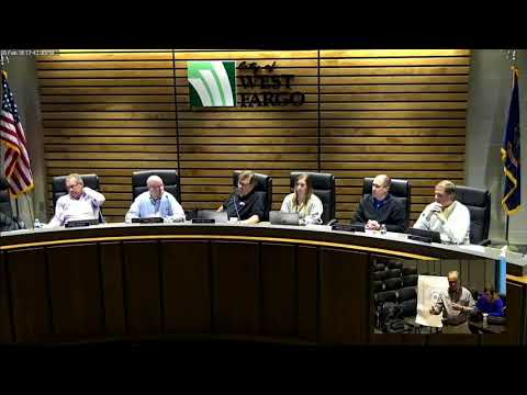 City of West Fargo Feb. 5, 2018, City Commission Meeting