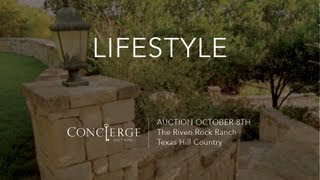 Look Videos // Riven Rock Ranch // Texas Hill Country Estate