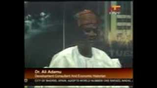 WORLD ECONOMIC FORUM IN NIGERIA 2014: A TELEVISION CRITIQUE