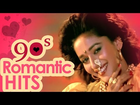 90s Romantic Sgs {HD}  Bollywood 51 Superhit Love Sgs JUKEBOX  Best Hindi Sgs HD