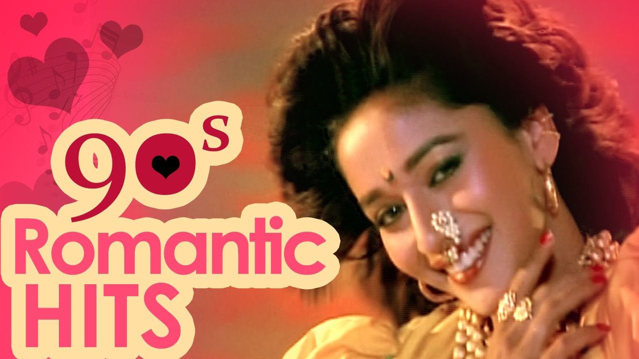 90s Romantic Songs Bollywood Superhit Love Songs Video