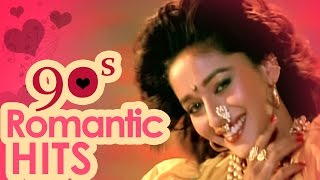 90's Romantic Songs {HD} | Bollywood Superhit Love Songs VIDEO JUKEBOX | Best Hindi Songs [HD]