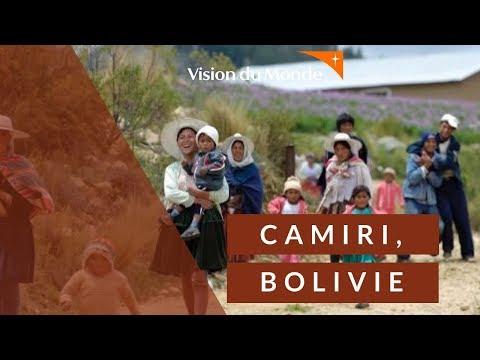 Bienvenue dans notre programme de Camiri - Bolivie