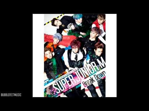 Super Junior M - Tunnel (Official Full Audio)