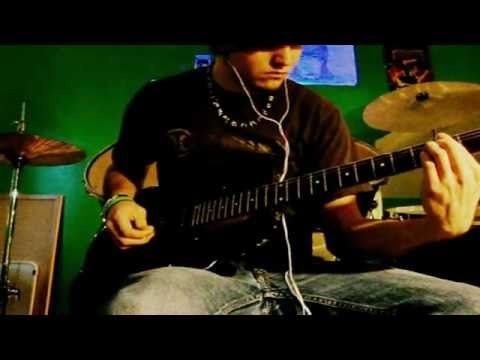 10 years - wasteland guitar cover
