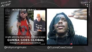 RobYoung & Gunna Goes Global (Last Black Man In San Francisco Actor) Talk Black Lives In Tech-Part 1