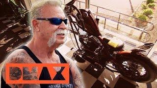 Alt gegen neu: Zwei Bikes für John Christner   American Chopper   DMAX Deutschland