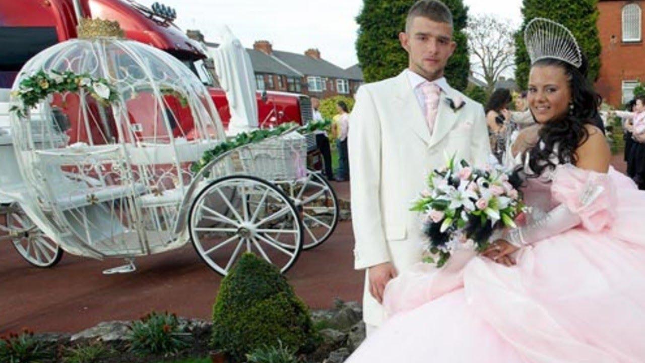 Big Fat Gypsy Wedding Episodes The Big Fat Gypsy Wedding Dress