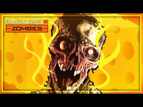 Cheesecube Zombie Map (Call Of Duty Zombies)