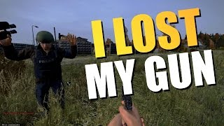 I LOST MY GUN ( DAYZ STANDALONE ) 60 FPS