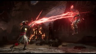 MK11 All Fatalities From Side Angle - Camera Mod
