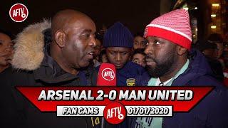 Arsenal 2-0 Man United | Arteta Has Unlocked Ozil!