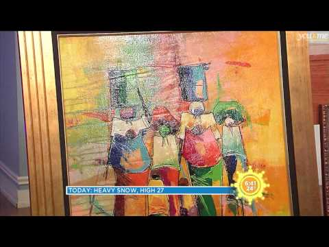Color Me Africa Fine Art