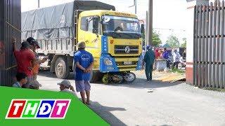 Vĩnh Long: Bị cuốn vào gầm xe tải, hai người thương vong   THDT