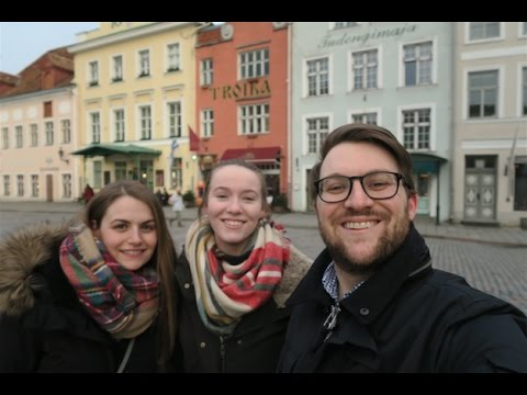 Traveling to Estonia Vlog #1
