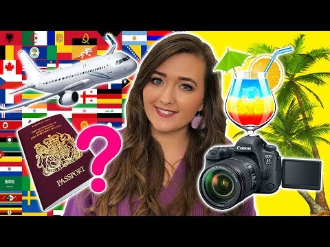 ON THE SPOT Q & A – CLUES ABOUT OUR NEXT TRAVEL PLANS! SUNDAY WITH SARAH