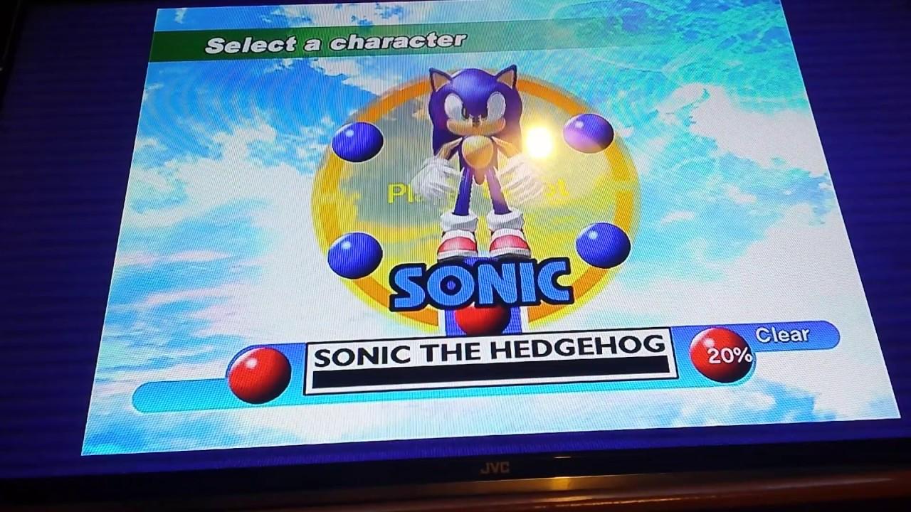 Sonic Adventure on PS4 via PS Now