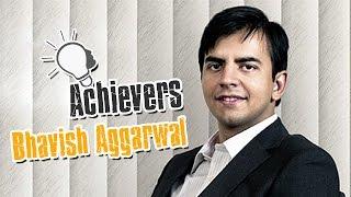 Inspiring Story of A Man Behind Ola Cabs, Bhavish Aggarwal