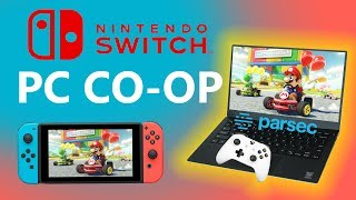 Nintendo Switch MAC/PC Co-Play And Remote Access!