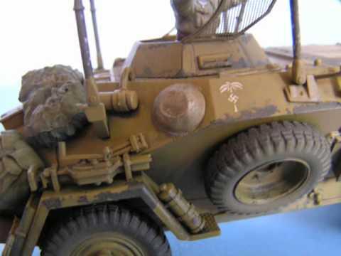 Tamiya 1/35 Sd.Kfz 223 & Sd.Kfz 232