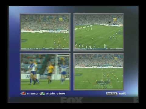 Fox Sports Interactive - Foxtel