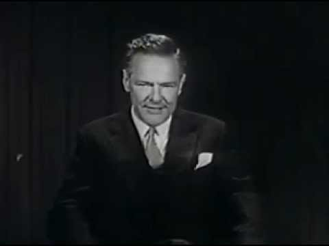 1960 U.S. Presidential Election Ad - Henry Cabot Lodge, running mate to Richard Nixon