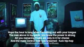 Ill Mind Of Hopsin 5 Music Lyrics Video