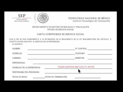 Carta Compromiso Youtube
