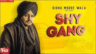 ... #shygang #sidhumoosewala #bygbyrd