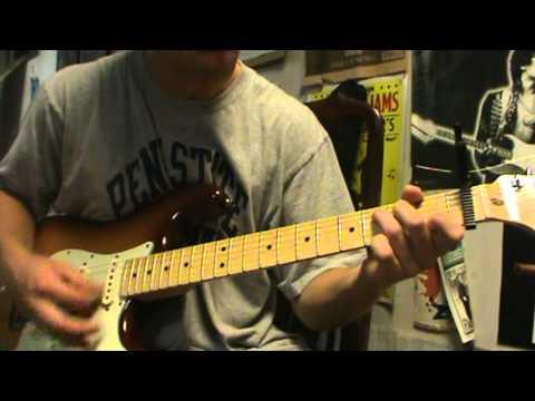 Kiss Tomorrow Goodbye: Luke Bryan, Guitar Cover, Full Song