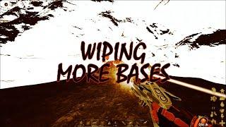 ARK PVP - GANG GANG - WIPING BASES EVERYWHERE
