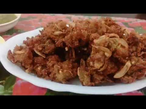 Keema pakora recipe/Ramadan Special recipe