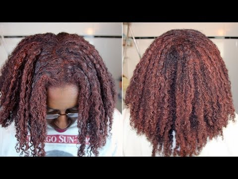 31 Clay Mask Deep Condition On Natural Hair YouTube