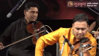 Download Video Aai Bhavani Tujhya Krupene | Violinist Akshay Soman And Gurukrupa Violin Breathless Band MP3 3GP MP4