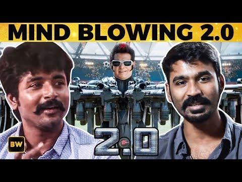 2.0 Review: Kollywood Celebrities Reacts   Rajinikanth   Shankar