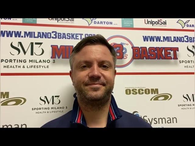 C Gold: coach Carezzano presenta la sfida di Mortara