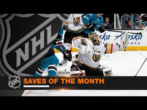 Top Saves of April