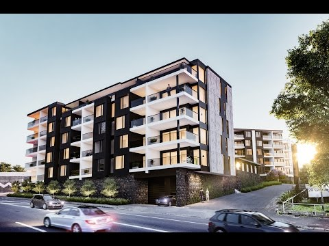 Programme immobilier à Newmarket, Auckland - Mai 2017