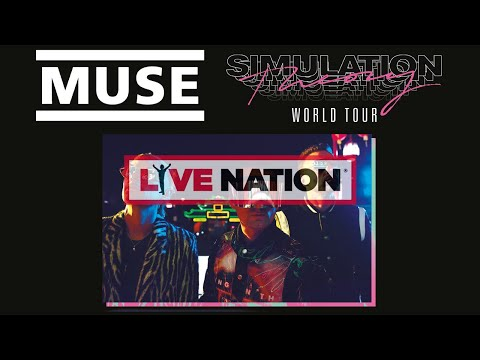 MUSE | Simulation Theory World Tour | Live Nation GSA Mp3